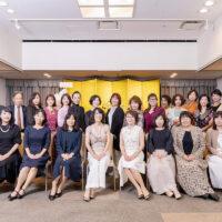 アトリエフィーズ25周年&フラワーワークスジャパン8周年記念パーティー